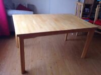 Extendable Dining table for 4-8 people (John Lewis)