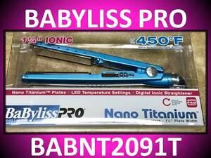 NEW BABYLISS PRO 1 1/4