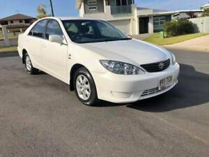 2005 TOYOTA CAMRY 4 cylinder Auto 153kms!