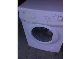 Amica washing machine 6 kg 1000 spin Good working order SEE DETAILS BELOW