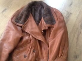 Leather jackets 2off