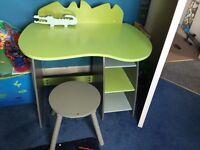 Dinosaur Desk