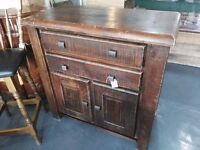 Cupboard with draws Restored