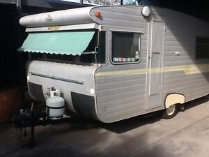 Wayfarer Vintage 1960's Caravan Sale Wellington Area Preview