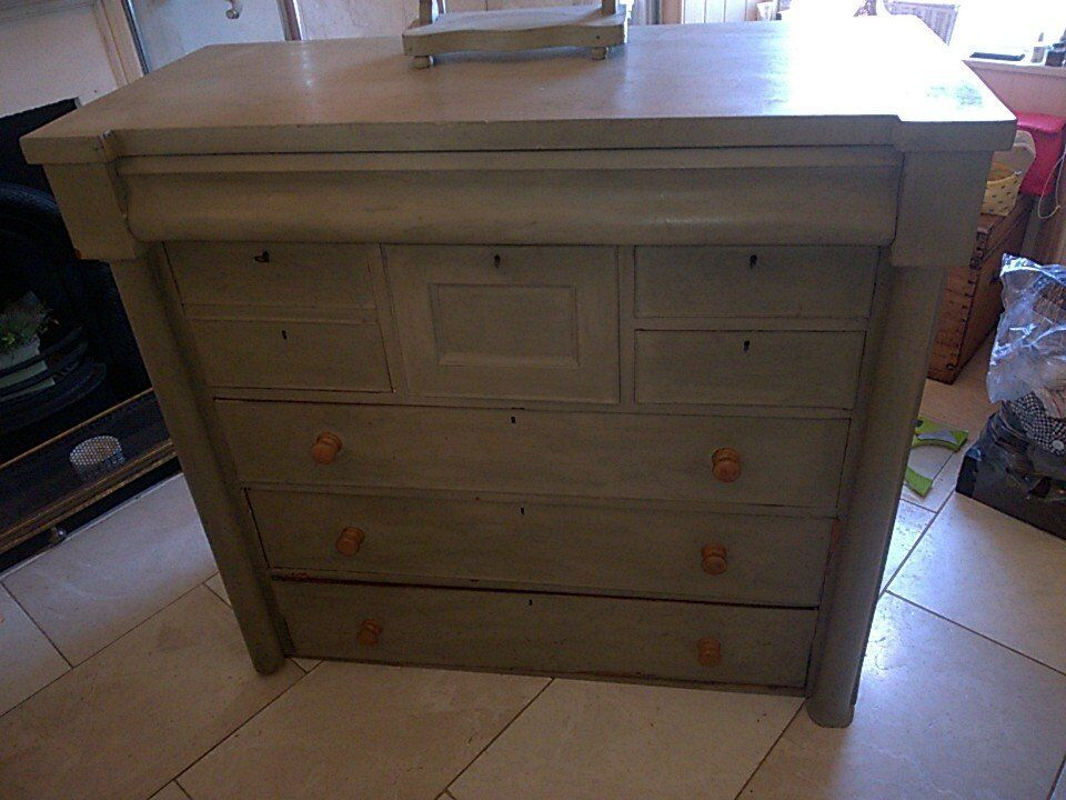 Pine Chest Of Drawer Attractive Drawers Throughout Narrow Five C Old Prepare Gumtree Scotland