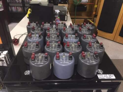 ONE Hewlett Packard HP 11005A Audio Frequency Bridging Transformer 600/10K Ohm