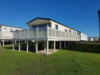 WILLERBY Salsa Eco 2012 VERANDA Static Caravan HAVEN 2 bedrooms 35x12 Site Fees Included Filey