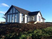 Architect Designed Bespoke Split Level Open Plan 3 bed roomed House