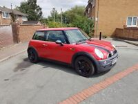 2002 Mini One, full cooper interior, wheels etc very good condition throughout, stunning!!