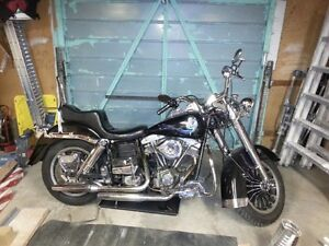 REDUCED 1983 Harley Davidson FLH