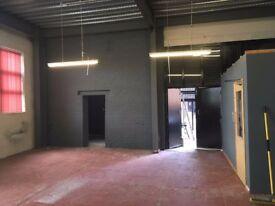 Industrial unit / workspace / storage - 1500sqft - Sheffield