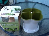 Grow Your Own Herb Pot NEW BOXED