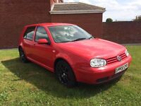 2002 VOLKSWAGEN GOLF 1.9 GT TDI 150 IMMACULATE CONDITION *SERVICE HISTORY*995