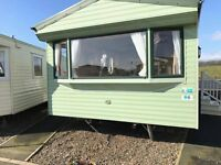 AMAZING DEAL !!!! 3 BEDROOM WILLERBY VACATION AND PITCH FEES RIGHT NEXT TO BEACH £12,995