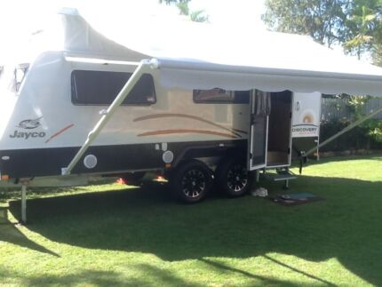 Jayco Discovery Outback Pop Top 2013 Rockhampton 4700 Rockhampton City Preview