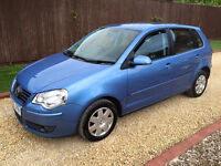 2006 VOLKSWAGEN POLO 1.2 SE **PERFECT FIRST CAR**