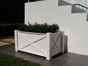 PLANTER BOXES Hamptons-style  - range of sizes - MADE TO LAST! Brisbane City Brisbane North West Preview