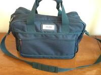 Jaguar Green duffle bag