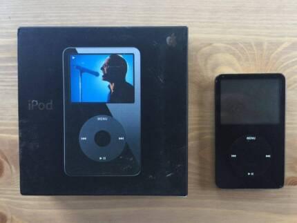 iPod Classic Video (5th Generation)