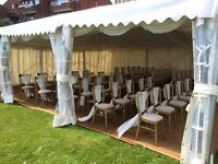 Marquee Hire Glasgow - Family business providing Wedding Marquees, Party Marquees & Gazebo Tent Hire