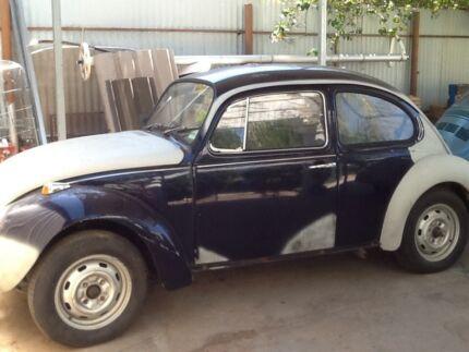 1974 Volkswagen Beetle Sedan superbugs x 2 Broken Hill Central Broken Hill Area Preview