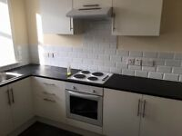 Recently refurbished 2 bed flat to rent in Girvan