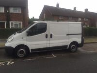 2008 NEW SHAPE VAUXHALL VIVARO 2.0 DIESEL 2700 CDTI -LOW MILES -NEW GEARBOX + INJECTORS ( MAY SWAP )