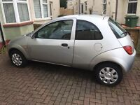 Ford Ka Really Low Miles Quick Sale