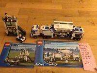 LEGO CITY POLICE COMMAND CENTRE, NO: 7743
