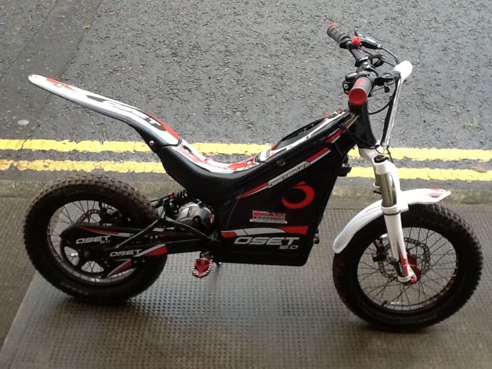 Oset 16.0 Racing Bike
