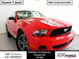 2012 Ford Mustang Convertible V6 Premium TRES PROPRE