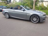 BMW 320D Convertible M Sport Automatic 2009 Fully Loaded Hpi Clear