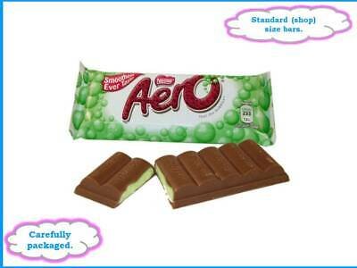 Aero Mint full box of 24 x 36g standard bars - SAFE TRACKED POST