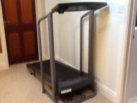 Electric treadmill sports