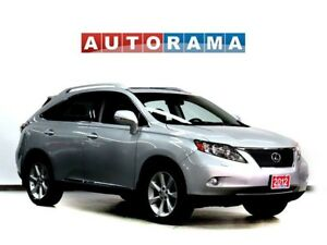 2012 Lexus RX 350 NAVIGATION LEATHER SUNROOF BACKUP CAMERA 4WD