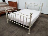King Size Bed Frame Memory Foam MATTRESS Used Furniture