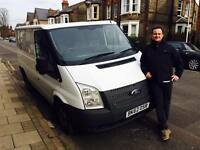 'Better Call Al', The Friendliest 'Man With A Van' In Town. 24 hr Courier/Haulage Work a Speciality.