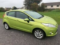 ford fiesta 1.4 zetec 2009/09 plate with 140k, no mot (spares/repairs/export)..