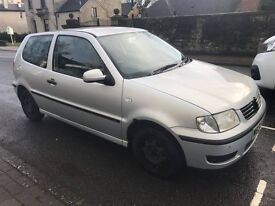 VW Polo 1.0. Quick sell