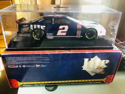 1997 Action Rusty Wallace #2 Miller Lite Thunderbird 1//24 Diecast 1 of 10,500