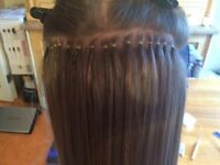 Nanotip and Microtip hair extensions - Mobile technician covering Kent, Essex and Southeast London!!