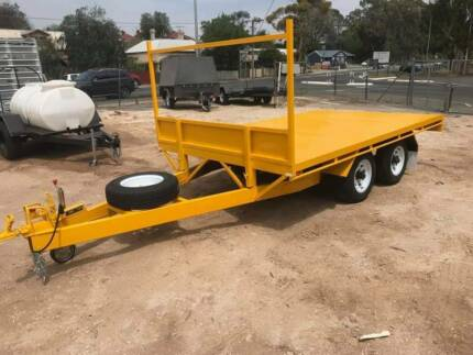THINK BUILT TOUGH! FOR TRAILERS AROUND YOUR FARM! Adelaide CBD Adelaide City Preview