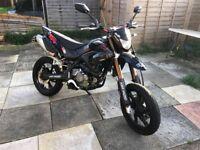 KSR MOTO TW125 Custom