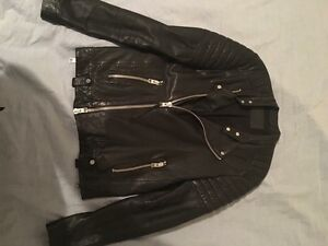 !!!!!!!!!!!ALLSAINTS LEATHER JACKET FOR SALE!!!!!!!!!!