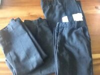 Boys used school trousers various sizes