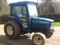Iseki 537 compact tractor