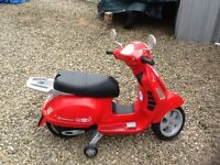 Vespa Kids Ride On