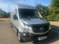 Mercedes-Benz Sprinter 313Long-Wheelbase 14 Metallic Silver