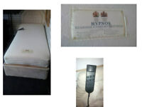 REDUCED FULLY RISE AND RECLINE SINGLE BED HYPNOS RESPONSE COMFORT MATTRESS IDEAL FOR MOBILITY NEEDS