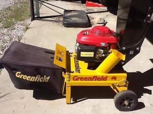 Greenfield Piecemaker Chipper Kootingal Tamworth City Preview